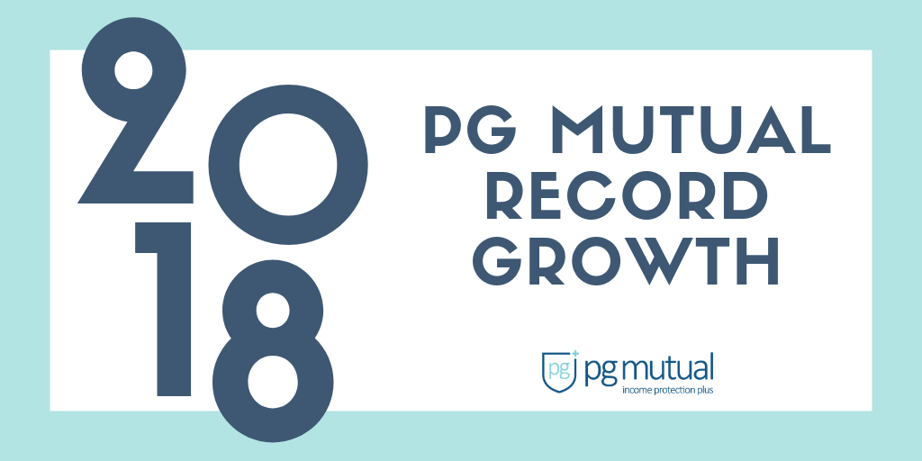 PG Mutual 2018 growth