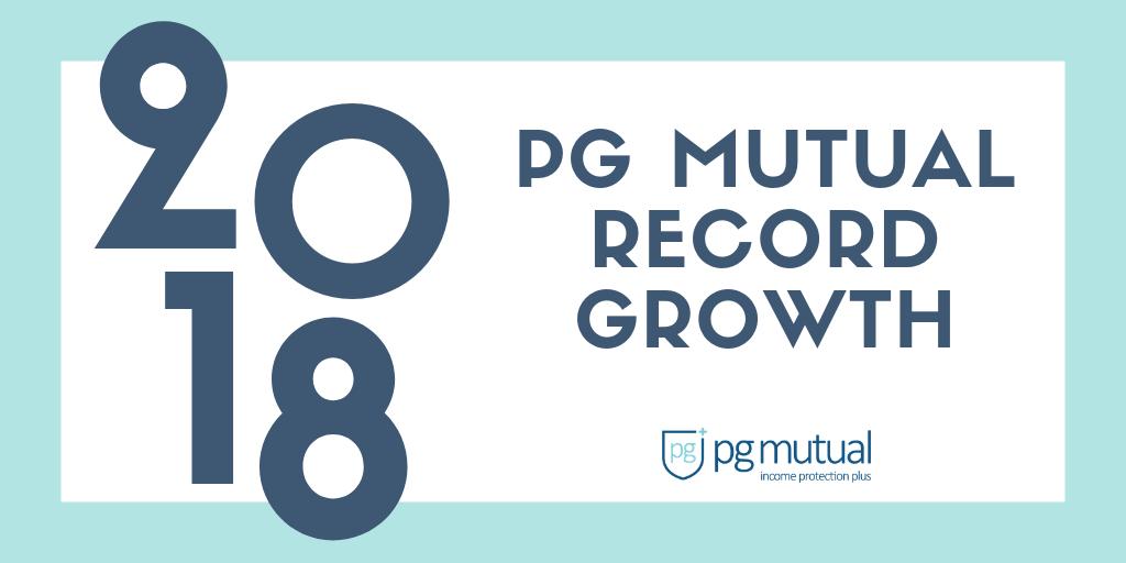 PG Mutual 2018 growth